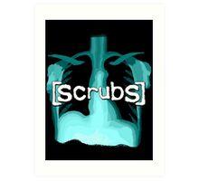 Scrubs Art Print