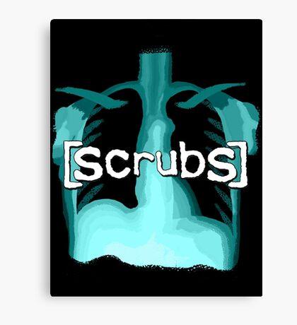 Scrubs Canvas Print