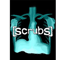 Scrubs Photographic Print