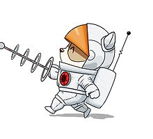 Astronaut Teemo by crabro