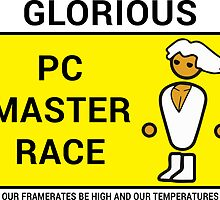 Glorious PC Master Race by ericbracewell