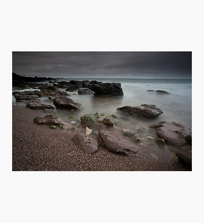 pennan beach Photographic Print