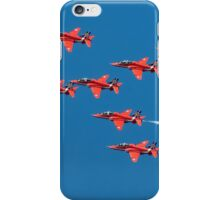 Red Arrows - Eagle Roll iPhone Case/Skin