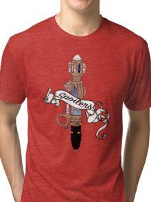 River Song's Sonic. Tri-blend T-Shirt