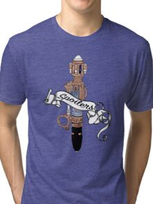 River Song's Sonic. Tri-blend T-Shirt