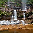 Wentworth Falls by Martin Pot
