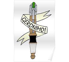 Sonic--Geronimo. Poster