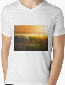 Summer morning mood Mens V-Neck T-Shirt