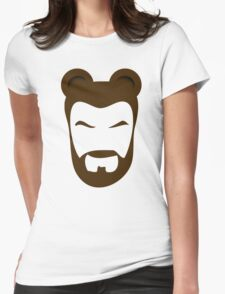 BEARMAN Womens Fitted T-Shirt