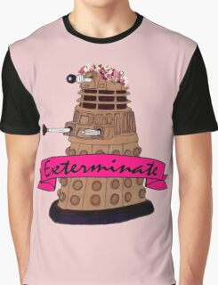 Hipster Dalek. Graphic T-Shirt