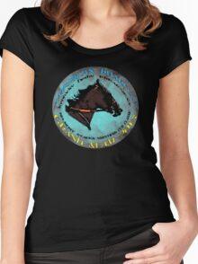American Pharoah Grand Slam 2015 Women's Fitted Scoop T-Shirt