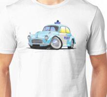 Morris Minor Police Car Unisex T-Shirt