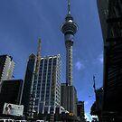 Sky Tower by cadellin