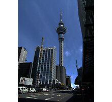 Sky Tower Photographic Print