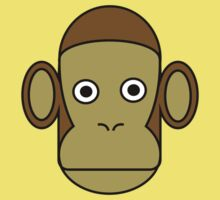 Mr Monkey by mrmoustache