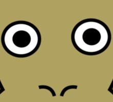 Mr Monkey Sticker