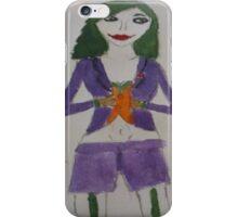 Female Joker iPhone Case/Skin