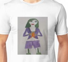 Female Joker Unisex T-Shirt