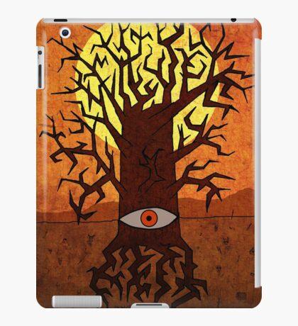 All-seeing Tree iPad Case/Skin