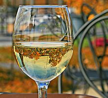 Chardonnay Reflections by Jack Ryan