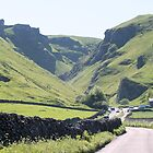Winnats Pass by Paul  Green