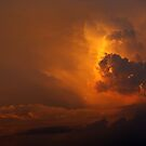 Golden Clouds by Vincent Teh