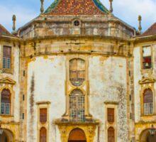 Santuário barroco do Senhor da pedra. Óbidos. Sticker