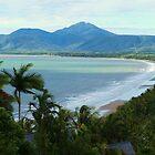 Four Mile Beach Port Douglas , Queensland North Australia by Virginia  McGowan