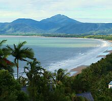 Four Mile Beach Port Douglas , Queensland North Australia by Virginia  McGowan