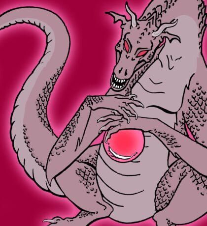 Dragon Glow Sticker