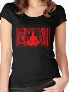 Break Free ! #3 Women's Fitted Scoop T-Shirt
