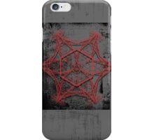 Electro mandala #2 iPhone Case/Skin