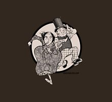 Lovelace and Babbage Leap Unisex T-Shirt