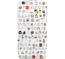 Meme Collage iPhone Case iPhone Case/Skin