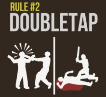 Zombie Survival Guide - Rule #2 - Doubletap