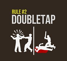 Zombie Survival Guide - Rule #2 - Doubletap Unisex T-Shirt