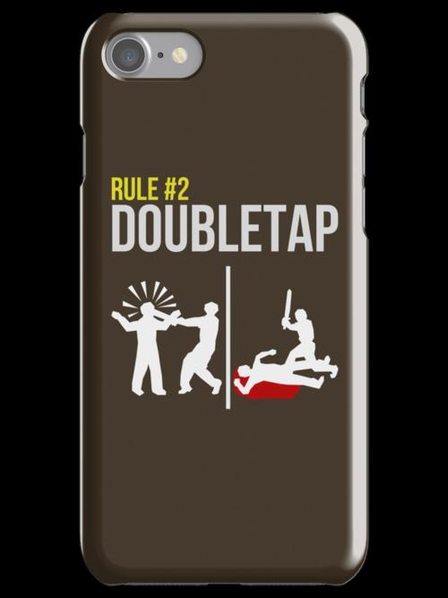 Zombie Survival Guide - Rule #2 - Doubletap by AlexNoir
