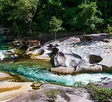 Babinda Boulders by Karen Willshaw