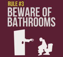 Zombie Survival Guide - Rule #3 - Beware of Bathrooms