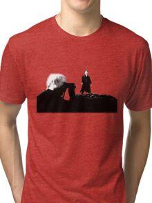 Baskerville (Option II) Tri-blend T-Shirt