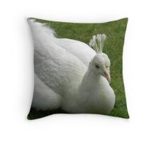 I give you....the groom! Throw Pillow