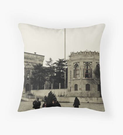 Ayyıldız Throw Pillow