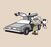 Doc Brown T-Shirt