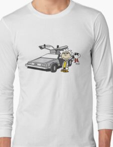 Doc Brown Long Sleeve T-Shirt