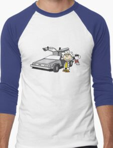 Doc Brown Men's Baseball ¾ T-Shirt