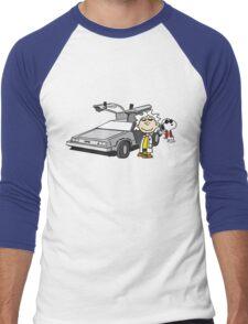 Doc Brown Men's Baseball ¾ T-Shirt