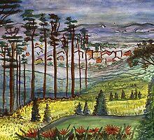 Alabama Pines by lorikonkle