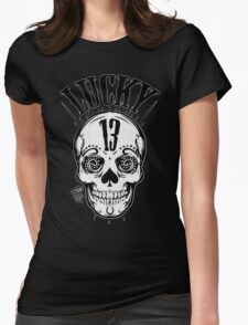 Lucky 13 Womens Fitted T-Shirt