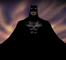 Batman- The caped crusader by fadylr