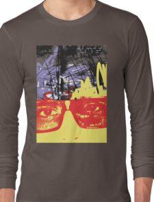 POP FACE 2 Long Sleeve T-Shirt